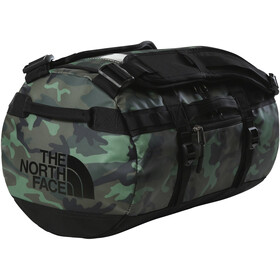 The North Face Base Camp Duffel Bag XS, Oliva/negro